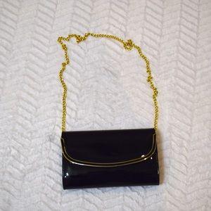 Handbags - gorgeous black cross body